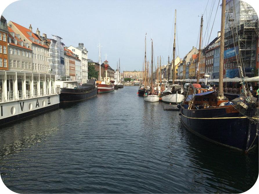 Vackra Köpenhamn
