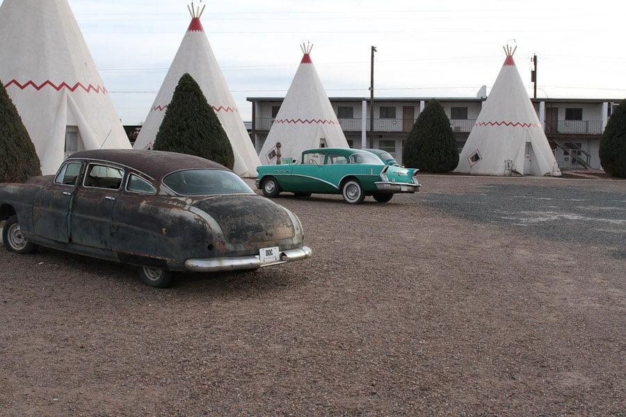 Wigwam Motel - Route 66