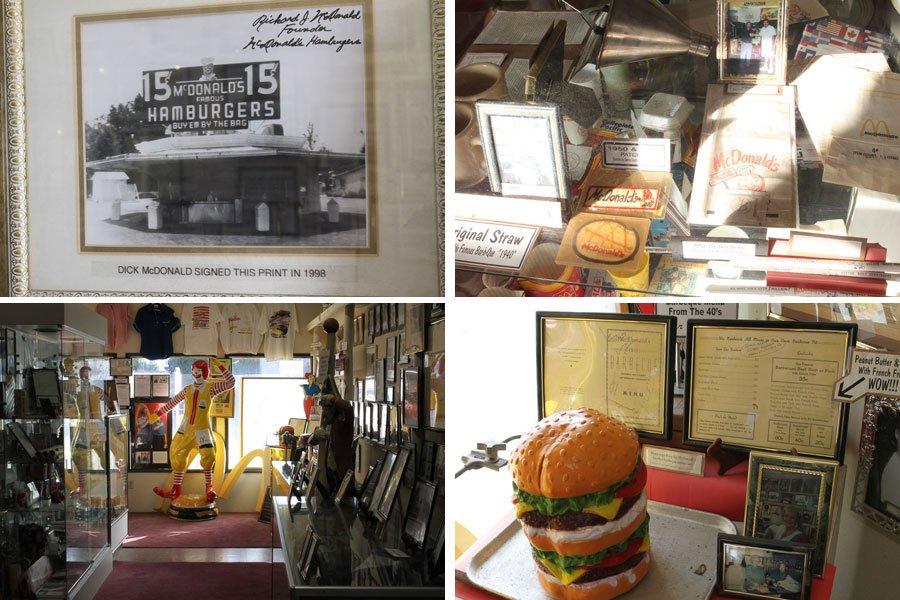 McDonalds Museum @ the sight of Worlds First McDonalds
