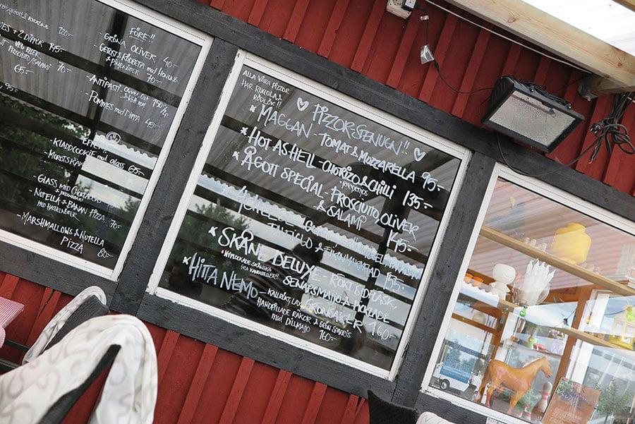 Ågott - Restaurant in Åhus