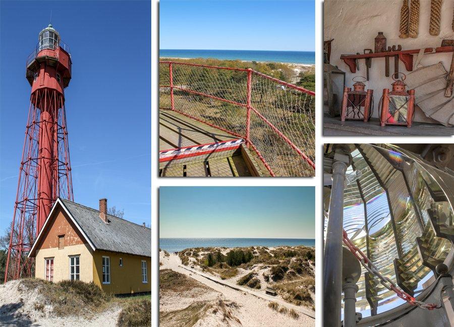 The story of Sandhammaren Lighthouse